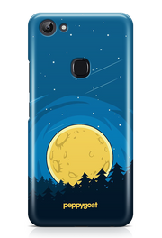 """Night Scene"" Vivo Y83 Printed Back Cover Case"