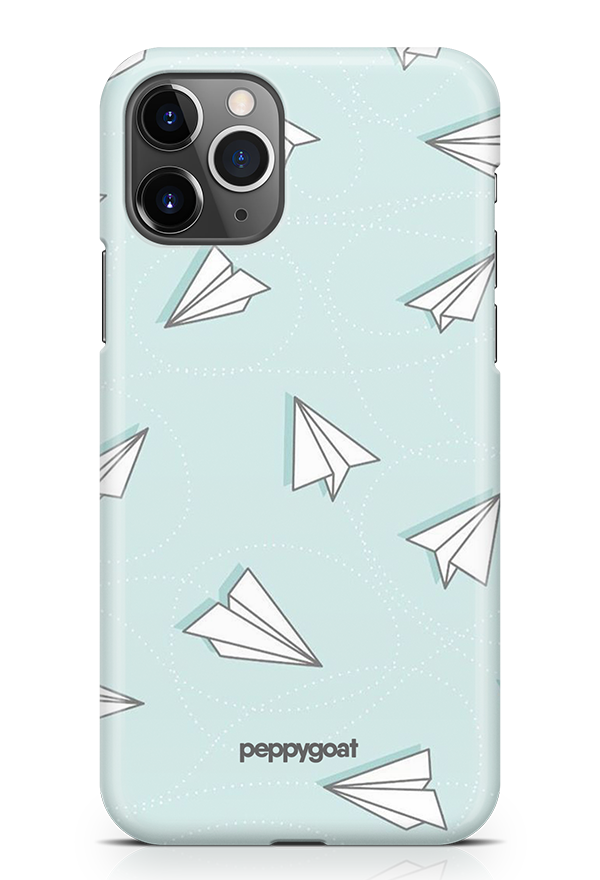"""Connected Planes"" iPhone 11 Pro Printed Back Cover Case"
