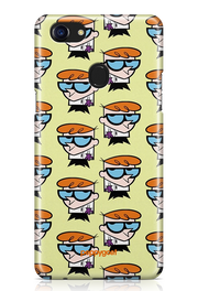 """Dexter"" Oppo Printed Back Cover Case"