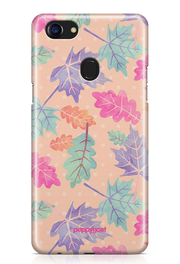 """Colored Leaves"" Oppo Printed Back Cover Case"
