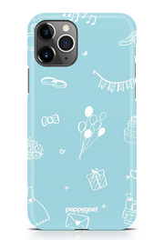"""Wonderful"" iPhone Printed Back Cover Case"