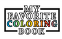 My Favorite Coloring Book