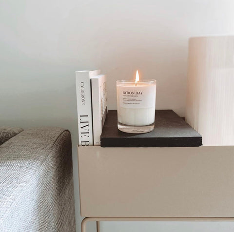CANDLE CARE BY WHITE BEACH CO.
