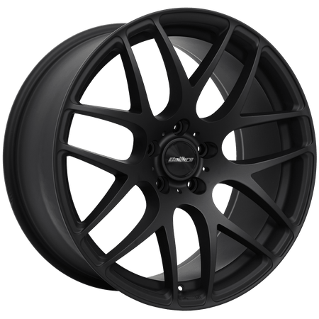 Calibre - Exile-R, 18 x 8 inch, 5x118 PCD, ET45, Matt Black Single Rim