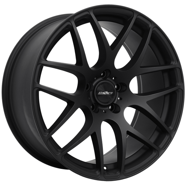 Calibre - Exile-R, 20 x 8.5 inch, 5x114.3 PCD, ET45, Matt Black Single Rim