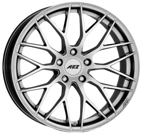 AEZ - Antigua, 19 x 9.5 inch, 5x120 PCD, ET28, High Gloss Single Rim