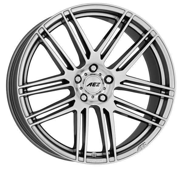 AEZ - Cliff, 20 x 9 inch, 5x130 PCD, ET50, High Gloss Single Rim