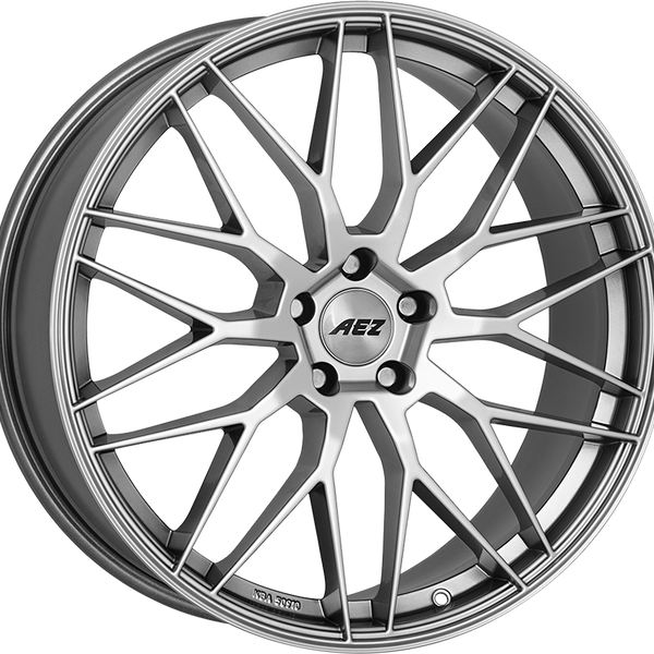 AEZ - Crest, 19 x 8 inch, 5x108 PCD, ET45, High Gloss Single Rim