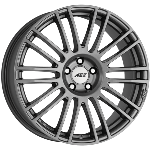AEZ - Strike Graphite, 18 x 8 inch, 5x120 PCD, ET40, Graphite Single Rim