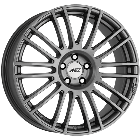 AEZ - Strike Graphite, 19 x 8.5 inch, 5x120 PCD, ET46, Graphite Single Rim