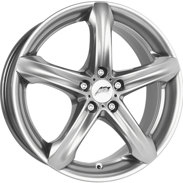 AEZ - Yacht, 20 x 9 inch, 5x120 PCD, ET50, High Gloss Single Rim