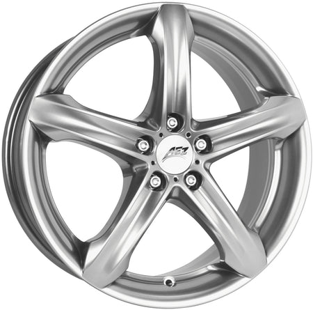 AEZ - Yacht, 18 x 8 inch, 5x100 PCD, ET32, High Gloss Single Rim