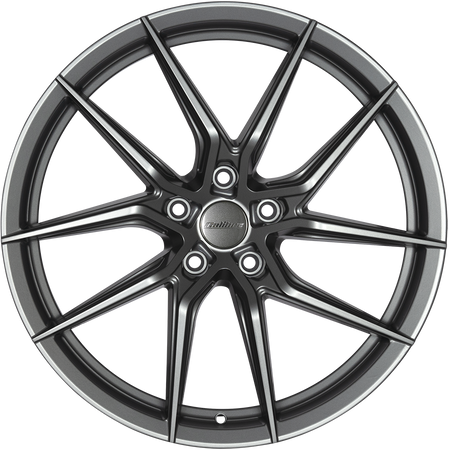 Calibre - Verso, 20 x 8.5 inch, ET42, Gunmetal Single Rim