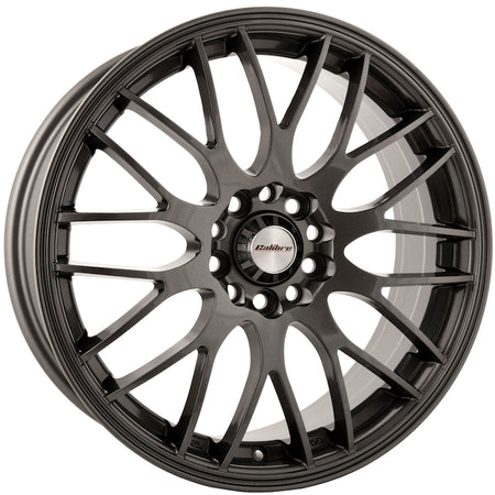 Calibre - Motion, 17 x 7 inch, 4x100 PCD, ET40, Gunmetal Single Rim