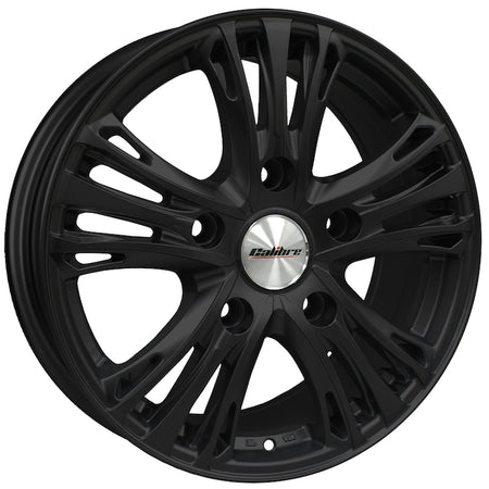 Calibre - Odyssey, 18 x 7.5 inch, 5x160 PCD, ET48, Matt Black Single Rim