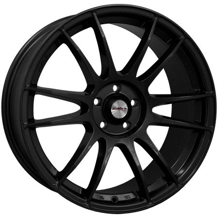Calibre - Suzuka, 15 x 7 inch, 4x100 PCD, ET38, Gloss Black Single Rim