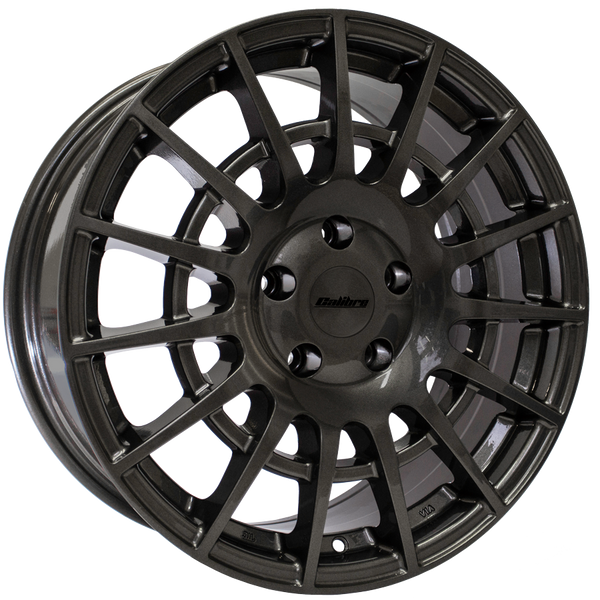 Calibre - T-Sport, 18 x 7.5 inch, 5x160 PCD, ET52, Gunmetal Single Rim