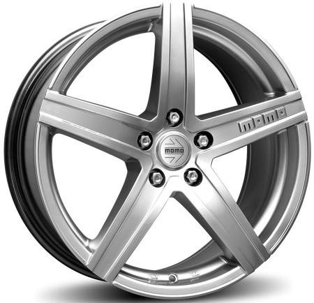 MOMO - Hyperstar, 15 x 6 inch, 4x108 PCD, ET23, Matt Anthracite Polished Single Rim