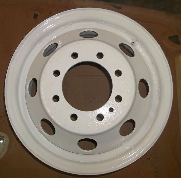 16in Ford E350 E450 OEM ACCURIDE steel Wheel Rim dually 29398 & 32064 FREE SHIPPING TO CONTINENTAL US ONLY