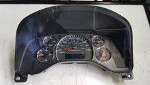Load image into Gallery viewer, '07-'10 GM CHEVROLET EXPRESS DIESEL INSTRUMENT CLUSTER PN: 25932370