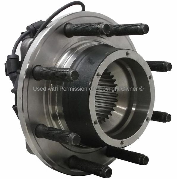 Wheel Bearing & Hub Assembly for Ford Motorcraft 6.7 Powerstroke 2011-2016