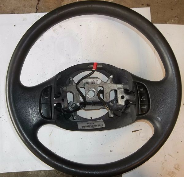 FORD STEERING WHEEL W CRUISE CONTROL 5C24-3600-BF3ZUE