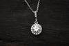 Sale: Diamond Pendant