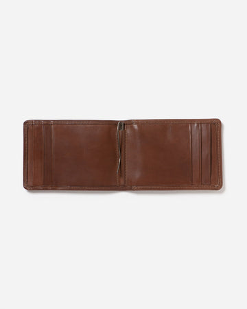 Stitch & Hide Arnold Wallet with Internal Note Clip