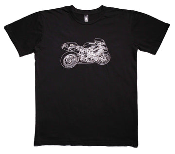 Hunters of Cool Motorcycle Science // Black