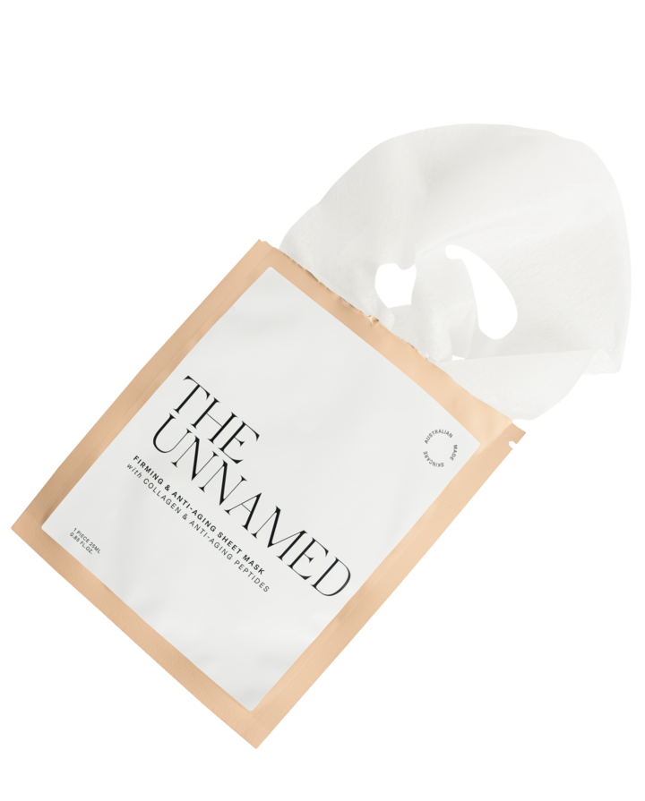 The Unnamed Sheet Mask Trio Set