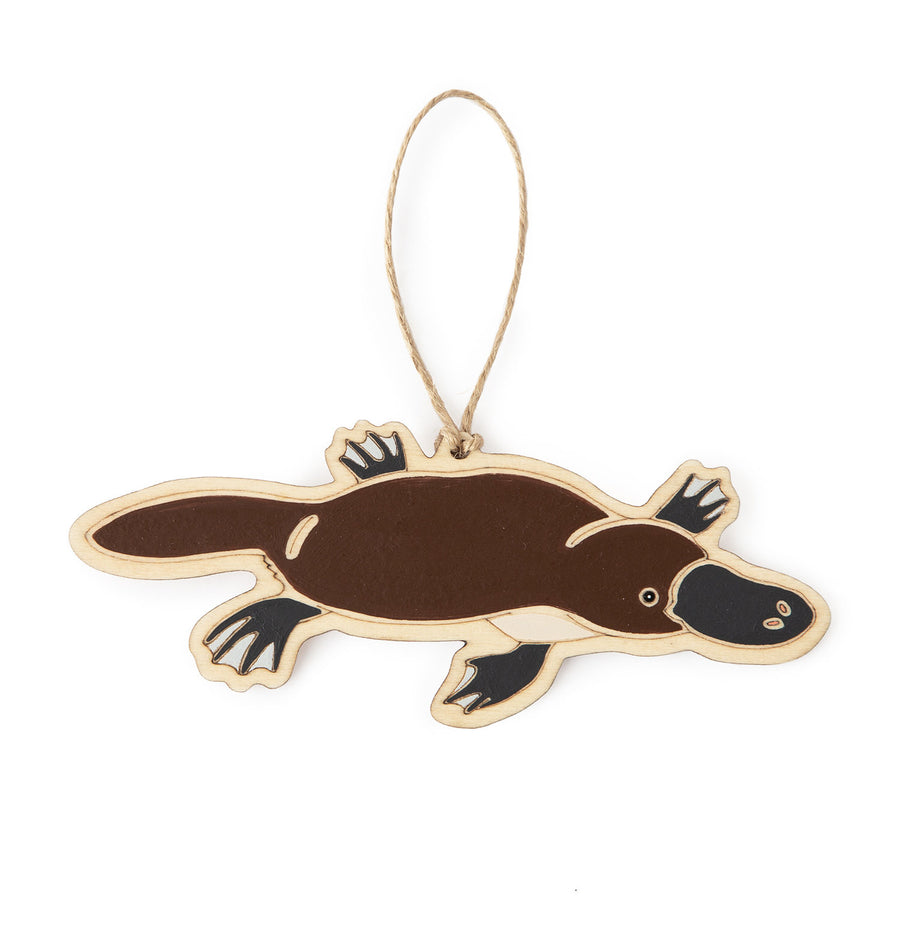 Outer Island Platypus Ornament