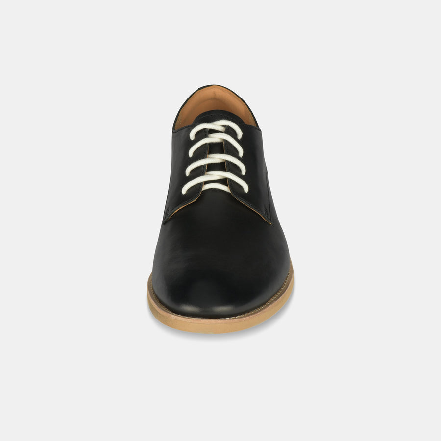 Rollie Nation Shoes Derby Mens Black Camel Sole