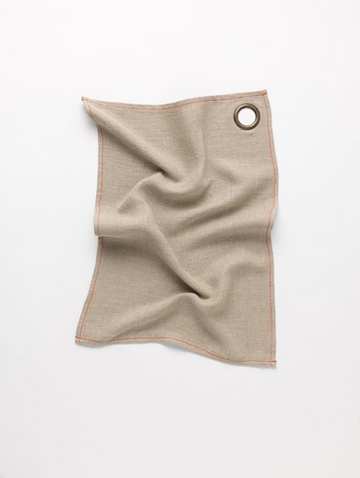 NASH HOME VOR Tea Towel - Flax