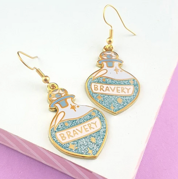 JUBLY UMPH BRAVERY POTION EARRINGS