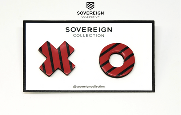 Sovereign Collection XO Earrings