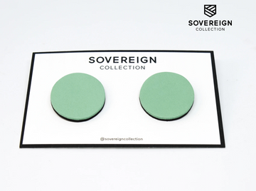 Sovereign Collection Medium Circle Earrings