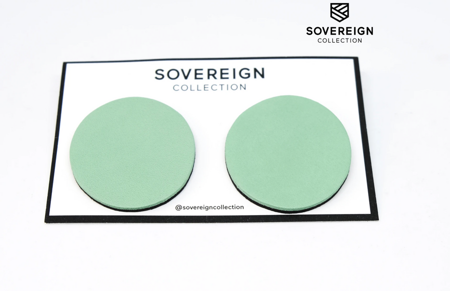 Sovereign Collection Large Circle Earrings