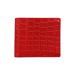 Crocodile Leather Men Wallet