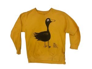 The Duck Sweater - Printed