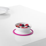 OXO Tot Stick & Stay Suction Bowl - Pink (1)