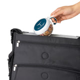 OXO Tot Flippy Snack Cup With Travel Cover - Navy (2)