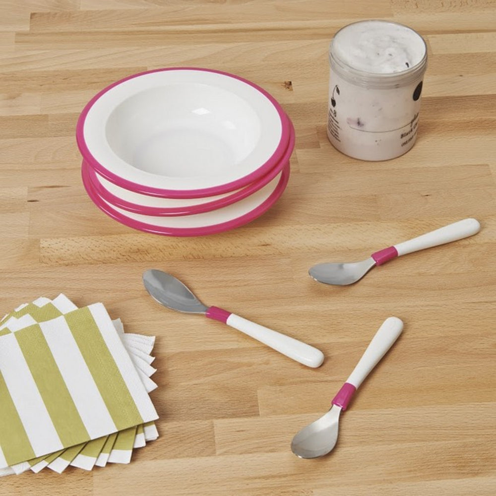 OXO Tot Cutlery Set for Big Kids - Pink (2)