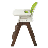 OXO Tot Sprout High Chair - Green/Walnut (3)