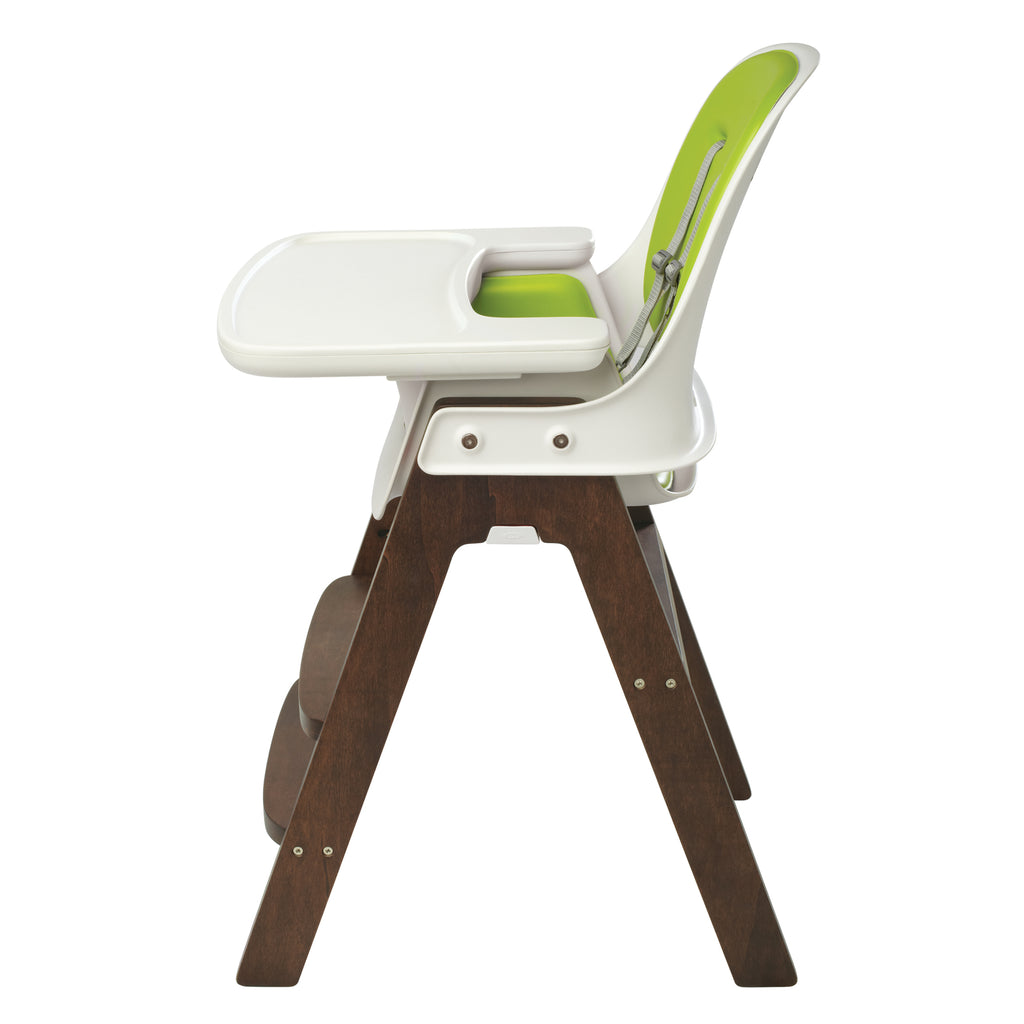 OXO Tot Sprout High Chair - Green/Walnut (4)