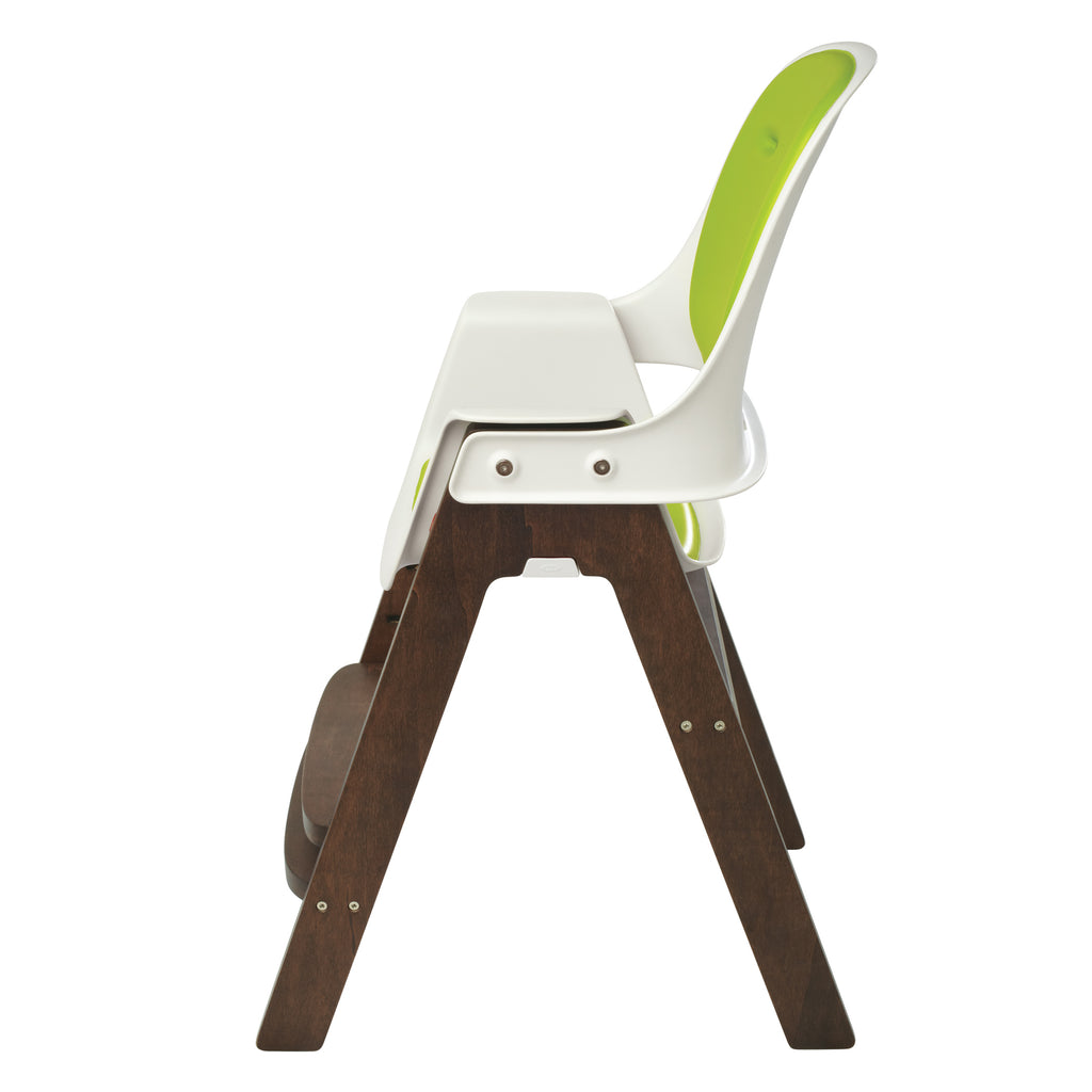 OXO Tot Sprout High Chair - Green/Walnut (5)
