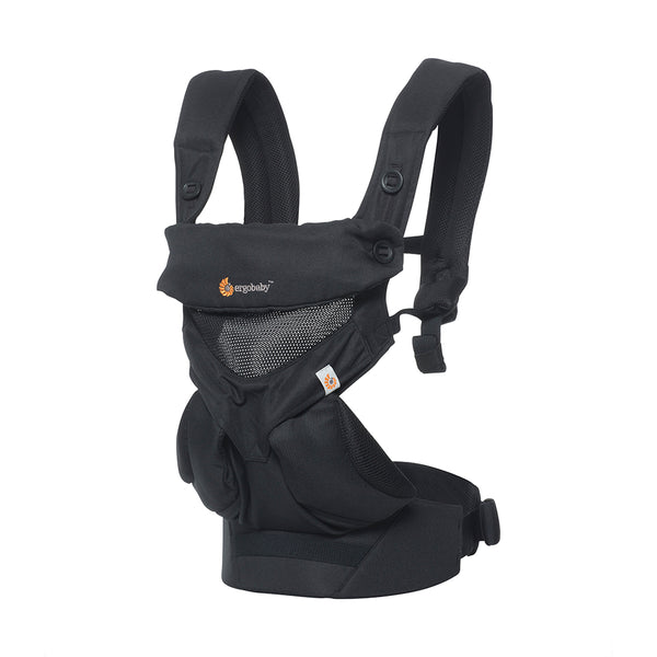 Ergobaby 360 Cool Air Mesh Baby Carrier - Onyx Black