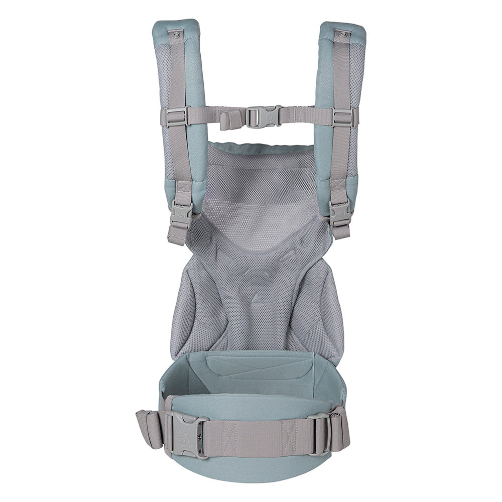 Ergobaby 360 Cool Air Mesh Baby Carrier - Sea Mist (1)