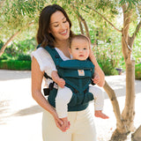 Ergobaby Omni 360 Cool Air Mesh Baby Carrier - Evergreen (3)