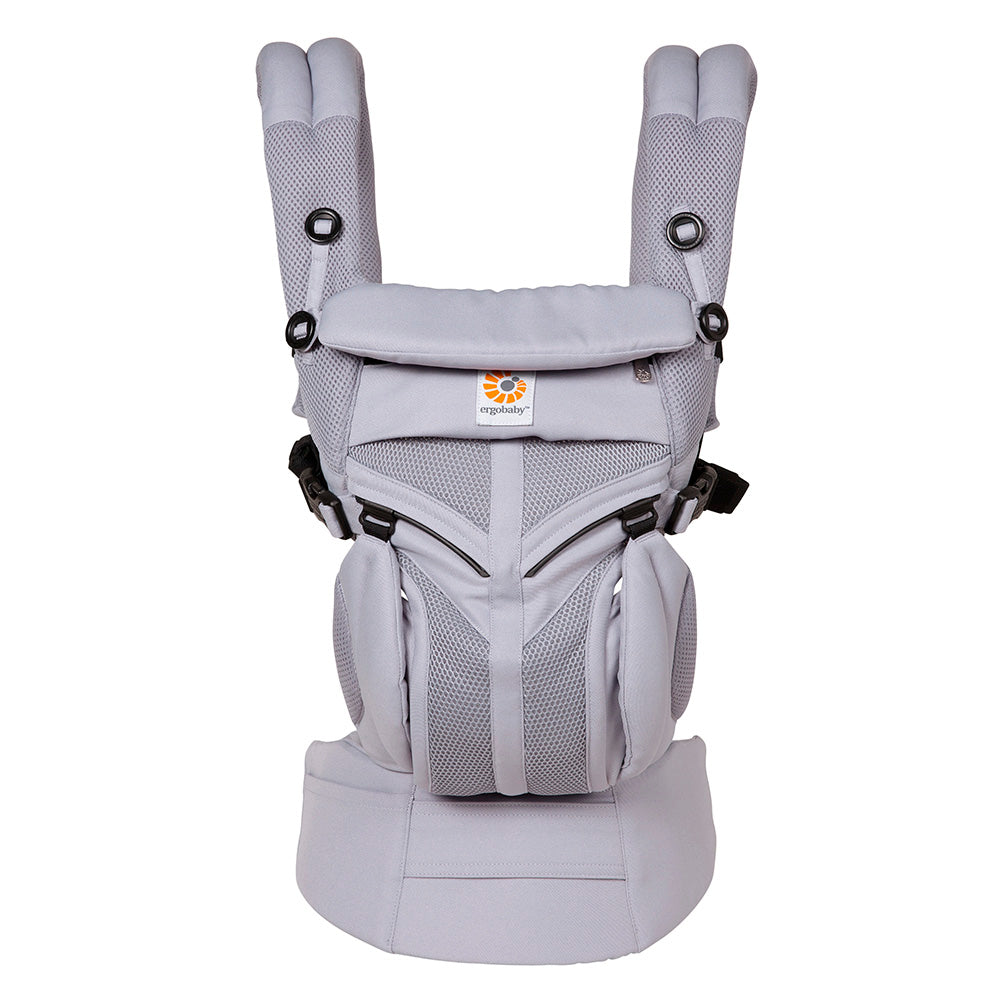Ergobaby Omni 360 Cool Air Mesh Baby Carrier - Lilac Grey