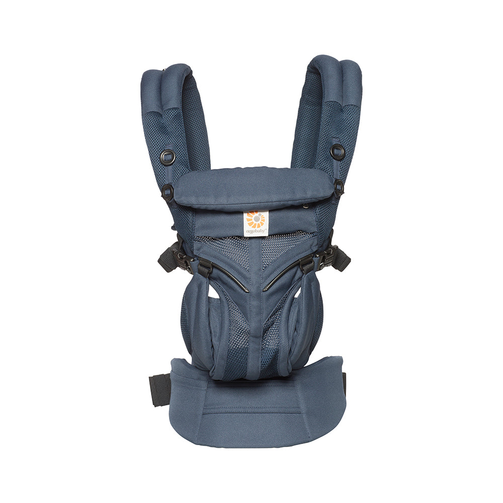 Ergobaby Omni 360 Cool Air Mesh Baby Carrier - Midnight Blue